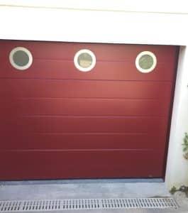 Porte de garage rouen avec pose et installation for Porte de garage le havre