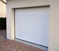 Spécialiste De La Menuiserie à Rouen Dieppe Et Yvetot - Porte de garage sectionnelle avec porte entree pvc